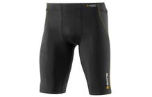 Skins A400 Men&#039;s Compression Half Tights black/yellow